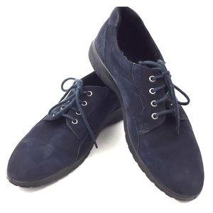 ECCO Lace Up Comfort Shoes